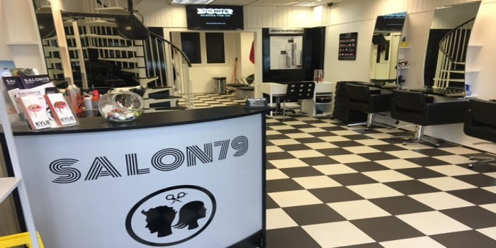 Hair and Beauty salon leasehold for sale